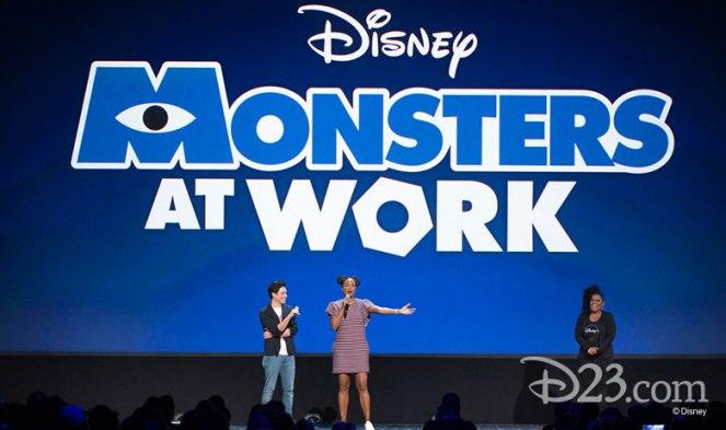 disney-plus-Monsters at work